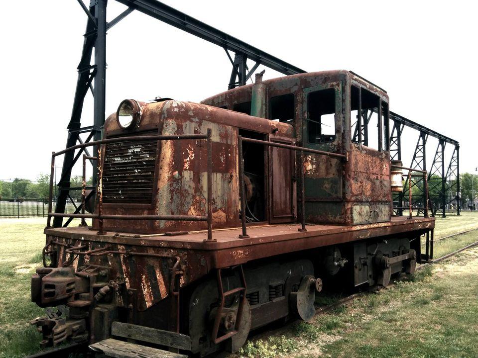 Roebling Museum Train