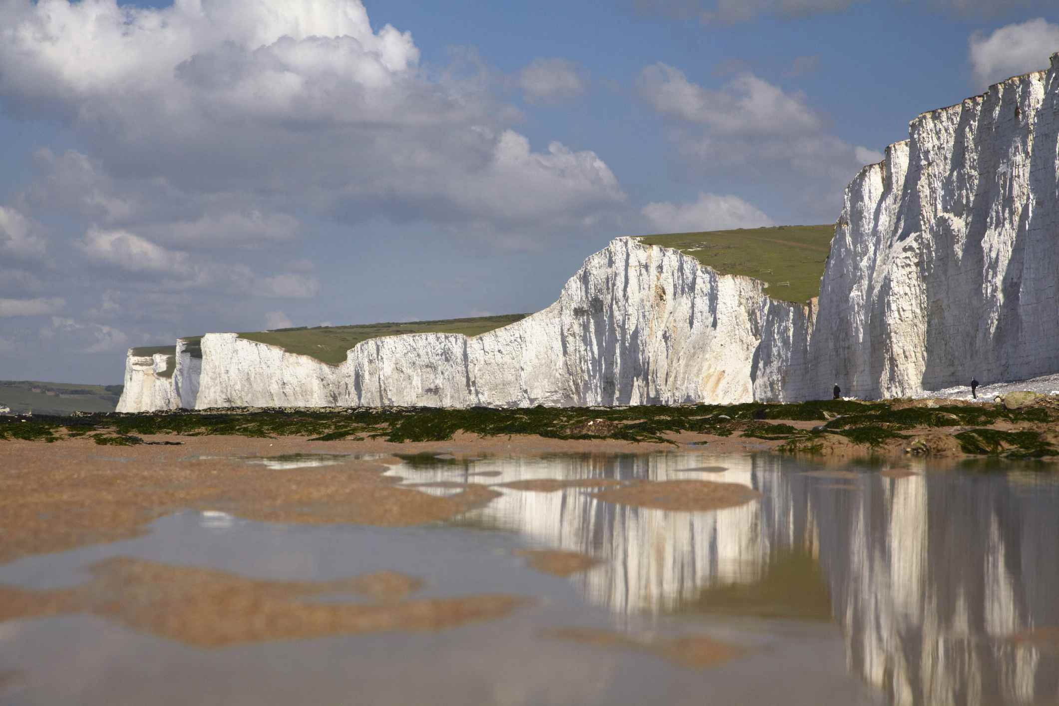The Seven Sisters from Birling Gap