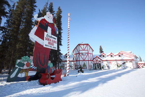 North Pole Alaska
