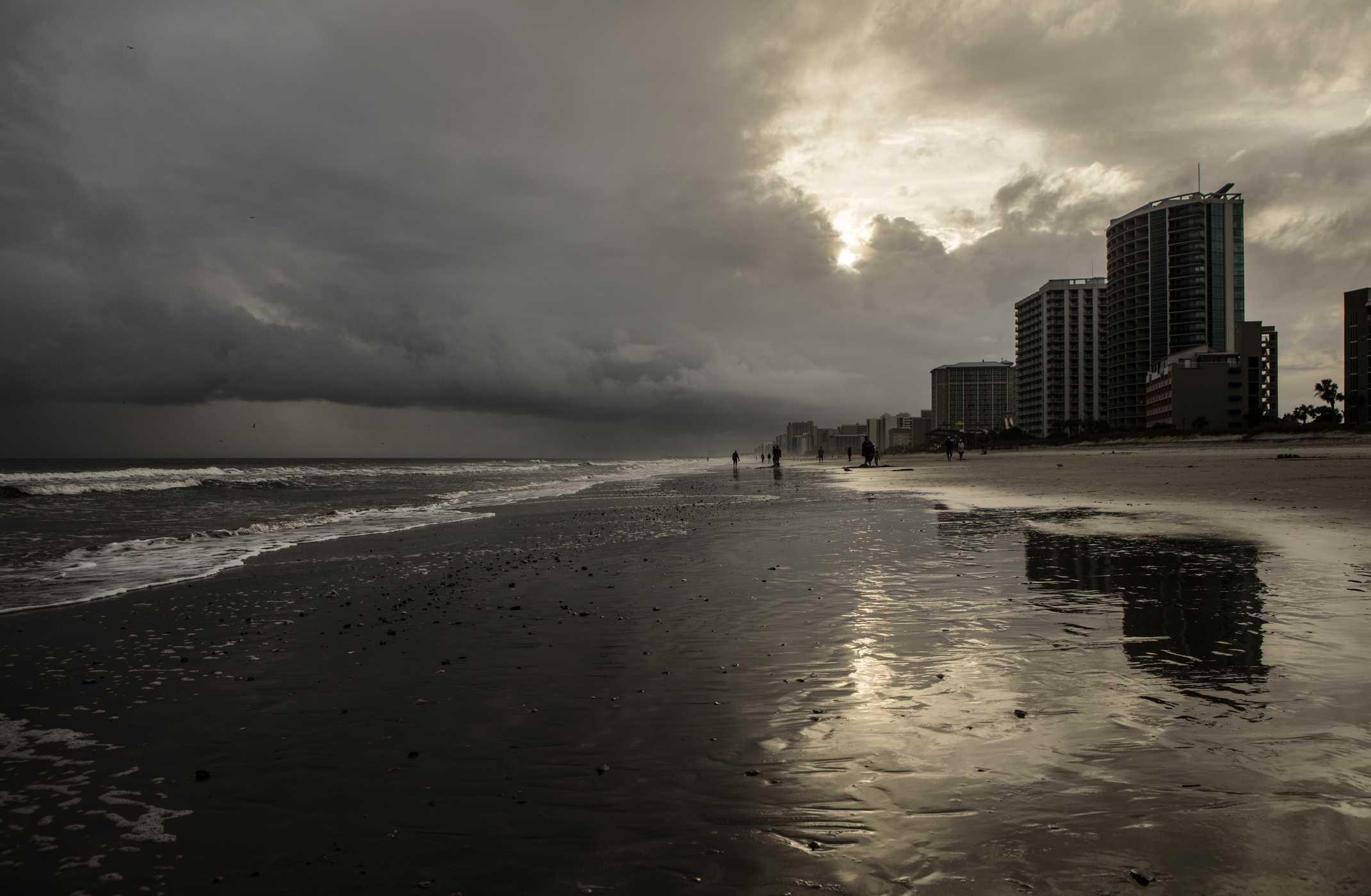 Myrtle Beach winter