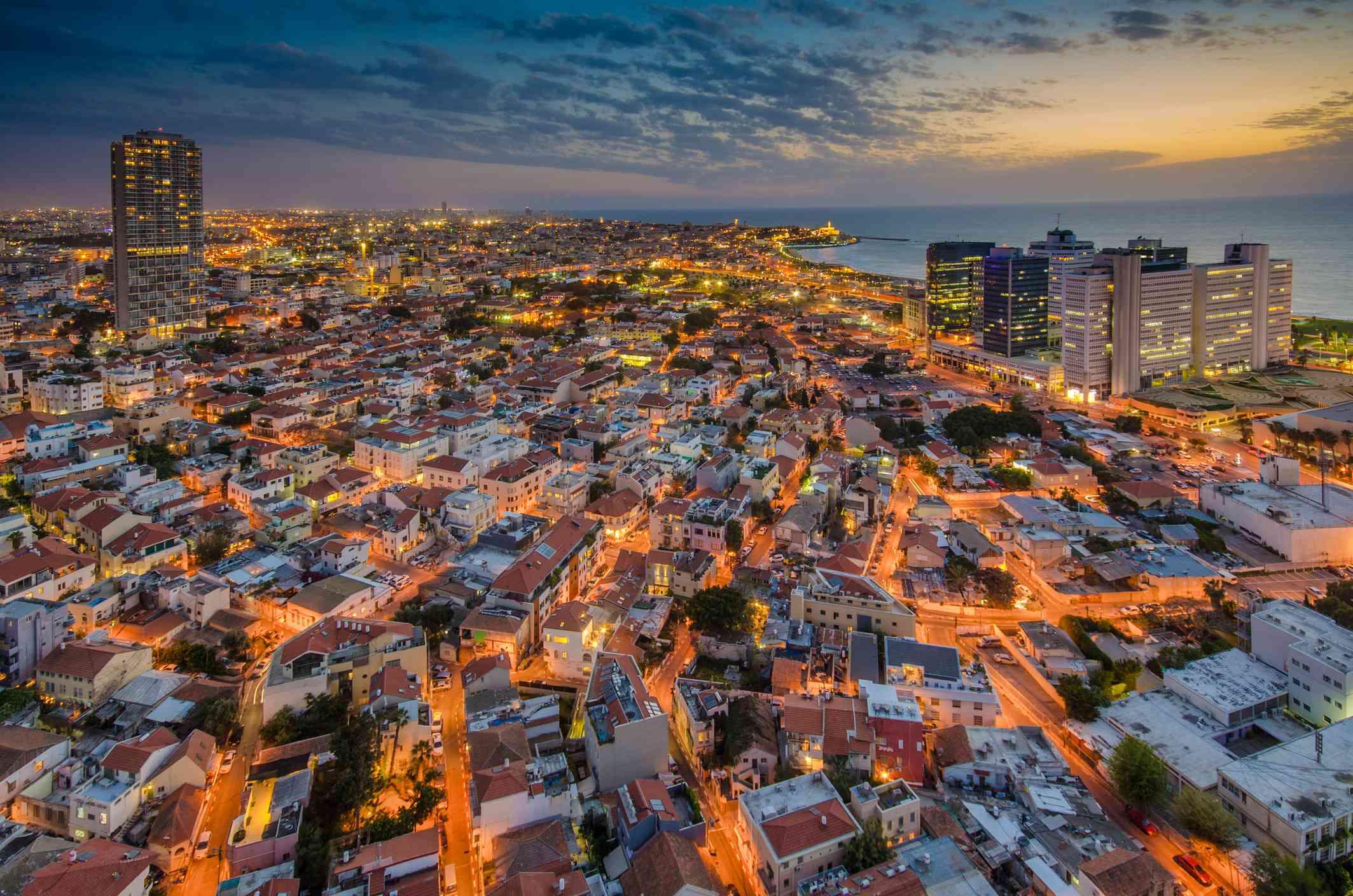 Tel Aviv and Jaffa, Israel