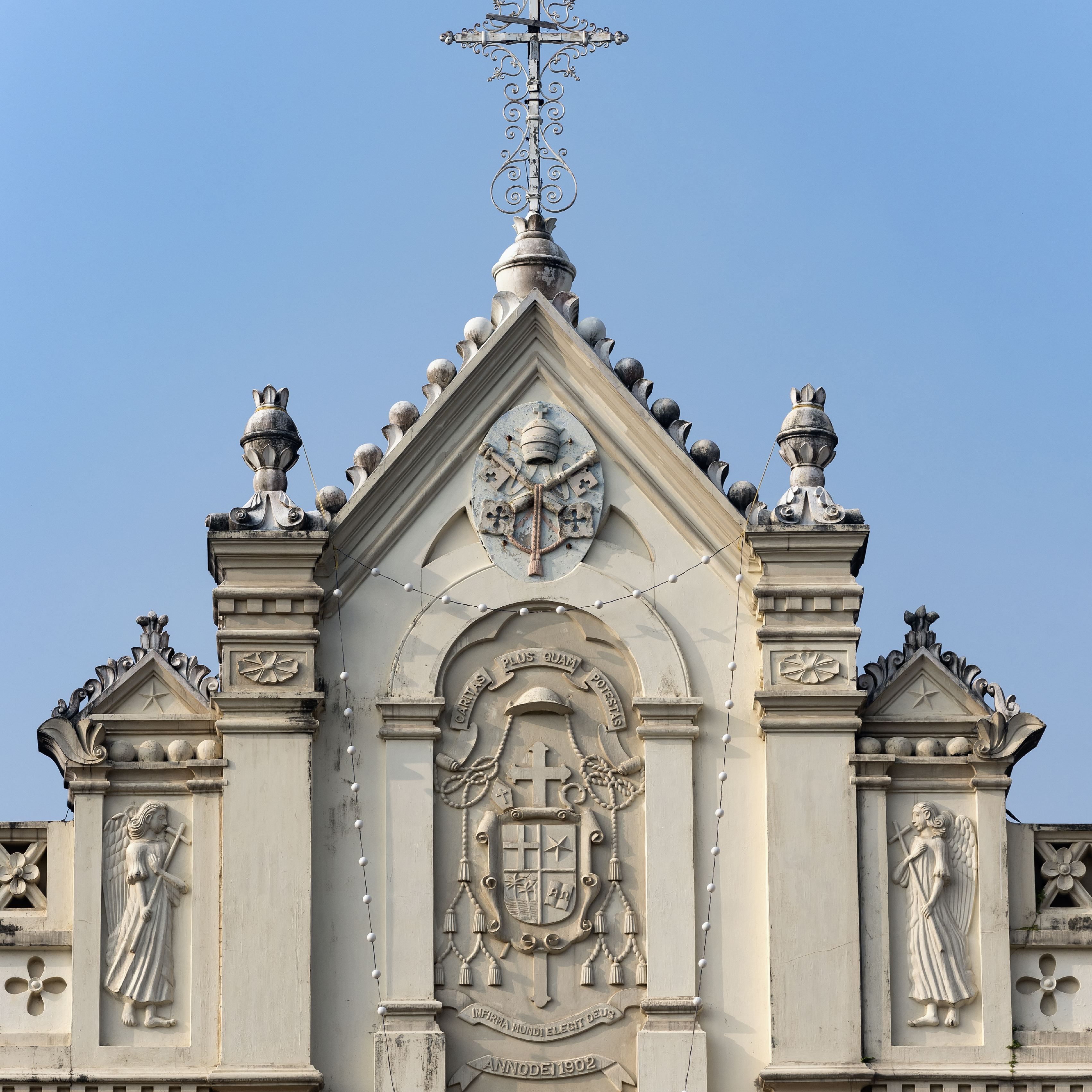 Basílica de Santa Cruz, Kochin