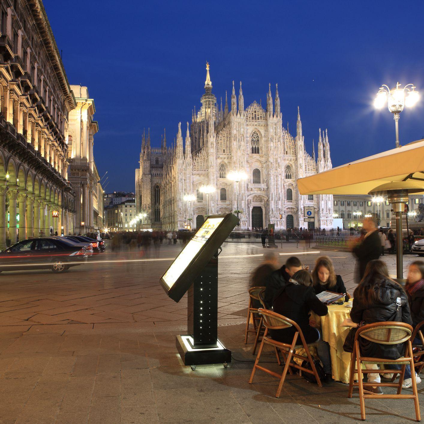 12 Best Restaurants in Milan