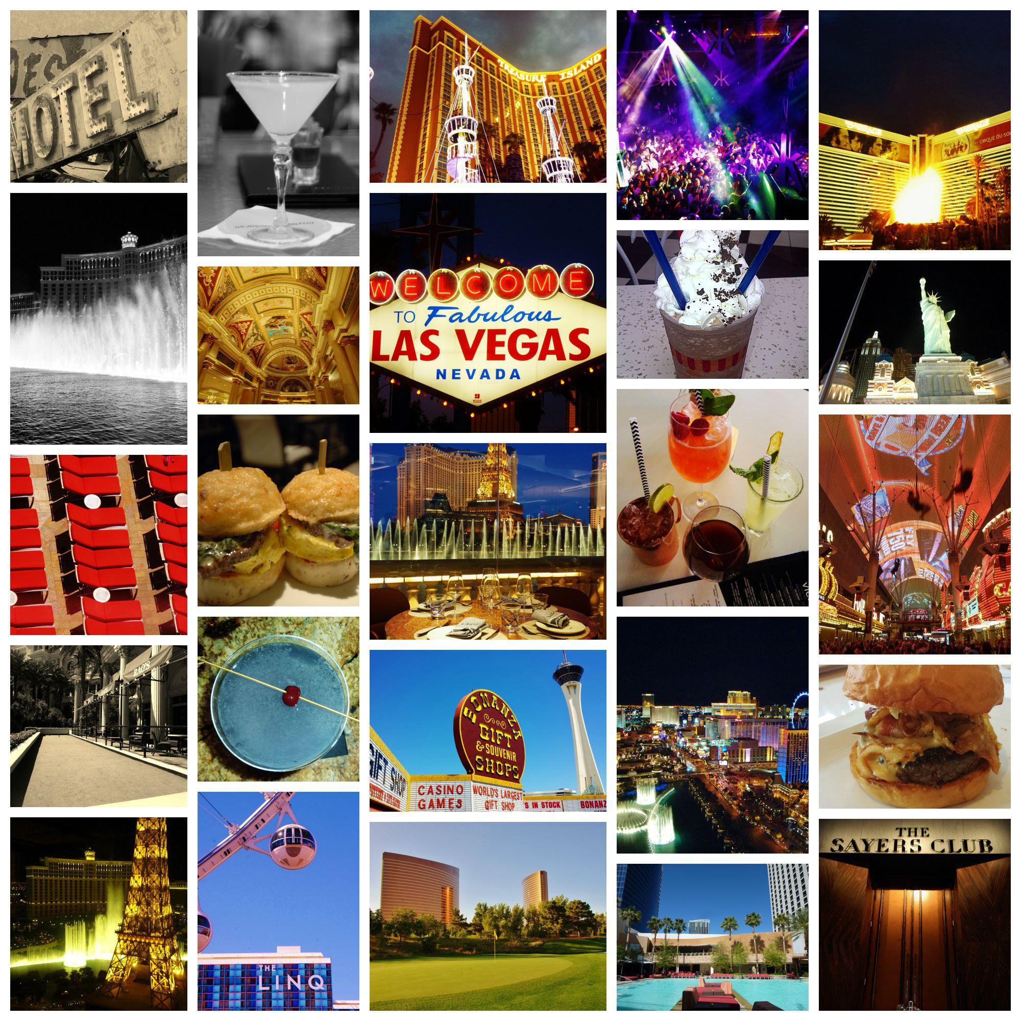 Cosas que hacer en Las Vegas