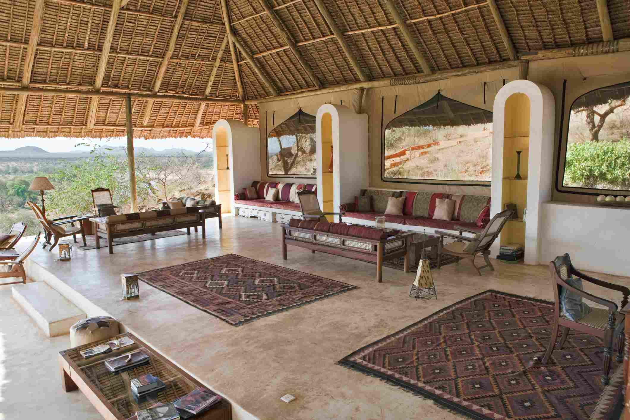 Sasaab Lodge cottage