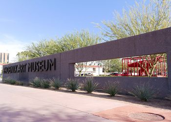 Phoenix art museum exterior