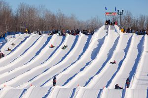 Montreal snow tubing and inner tubing destinations are listed right here