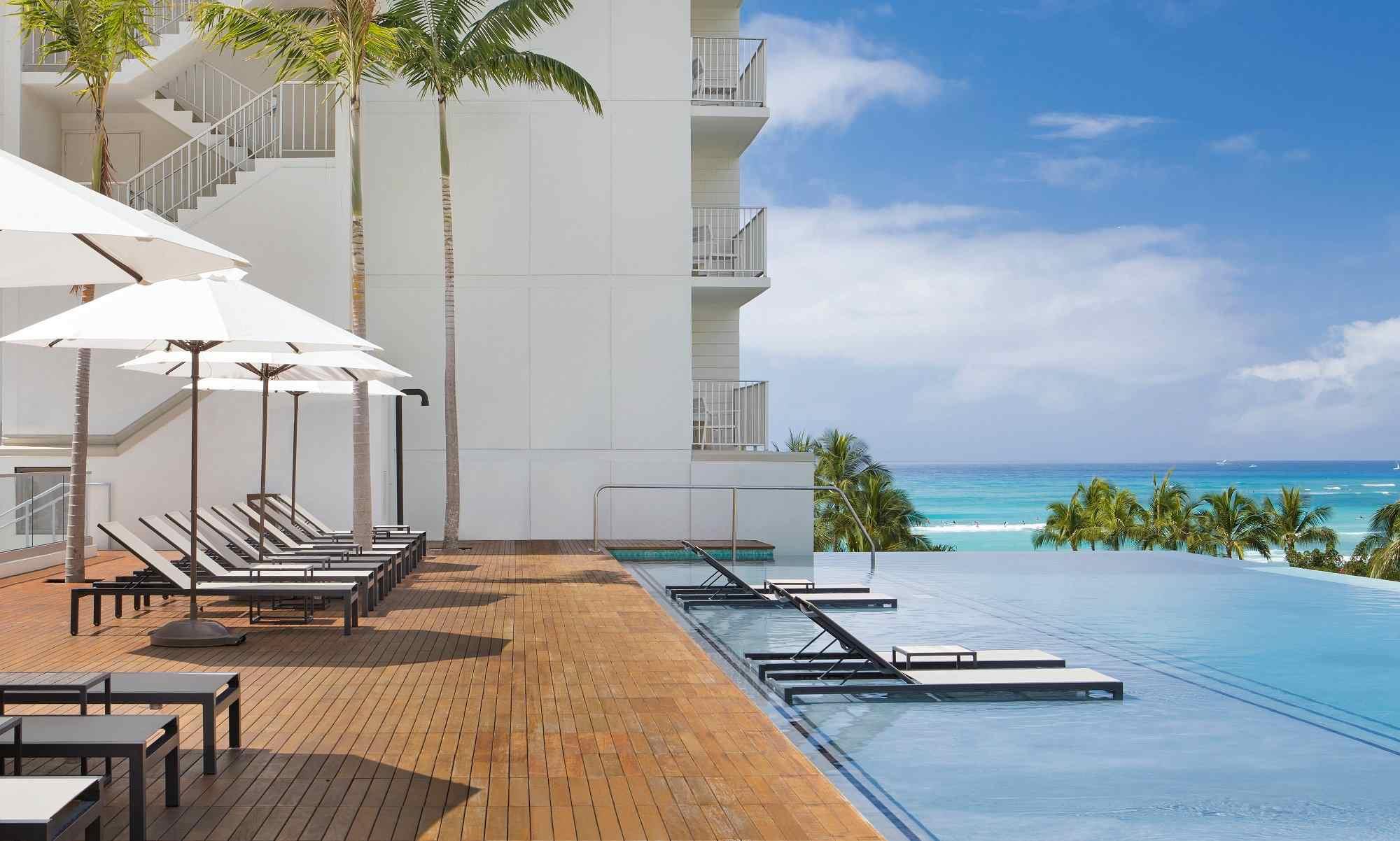 'Alohilani Resort Waikiki Beach, Oahu