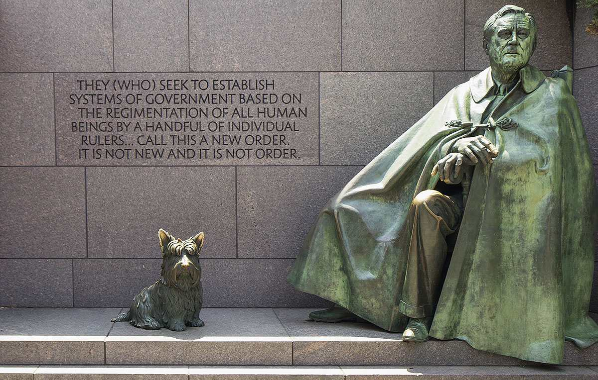 The Complete Guide to the FDR Memorial in Washington, D.C.