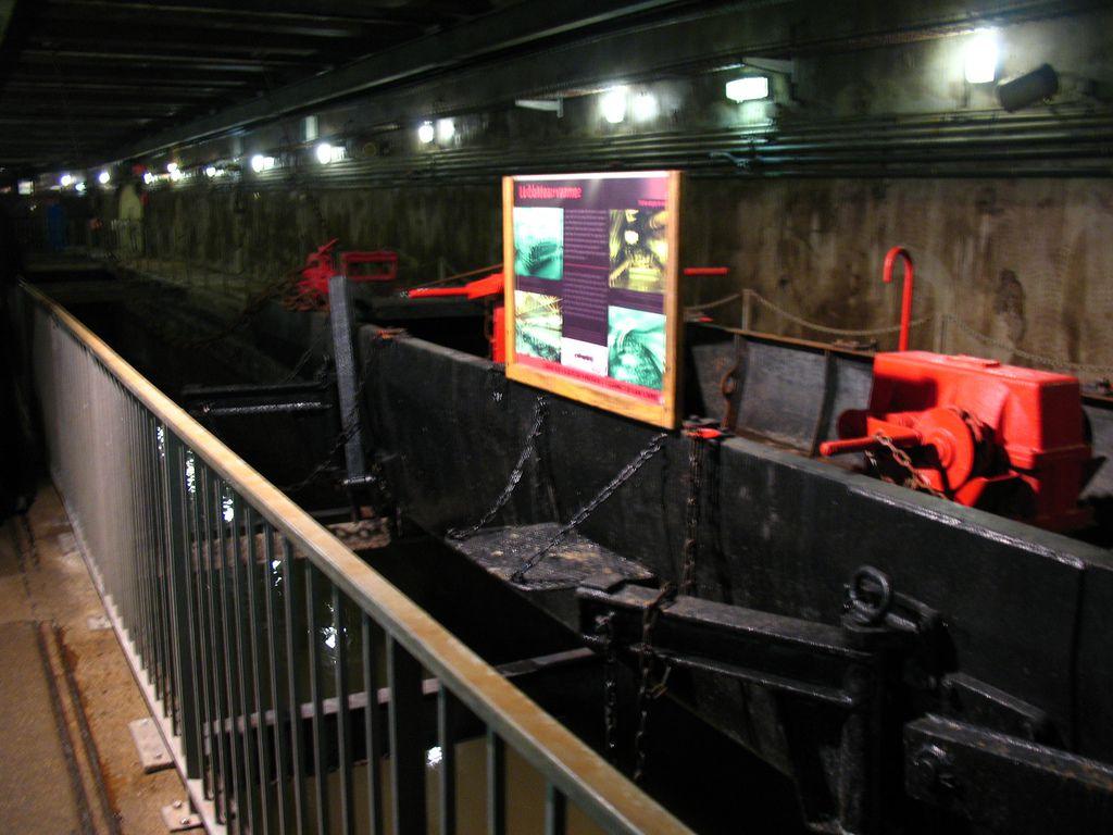 Les Egouts, Sewer Museum Underneath Paris