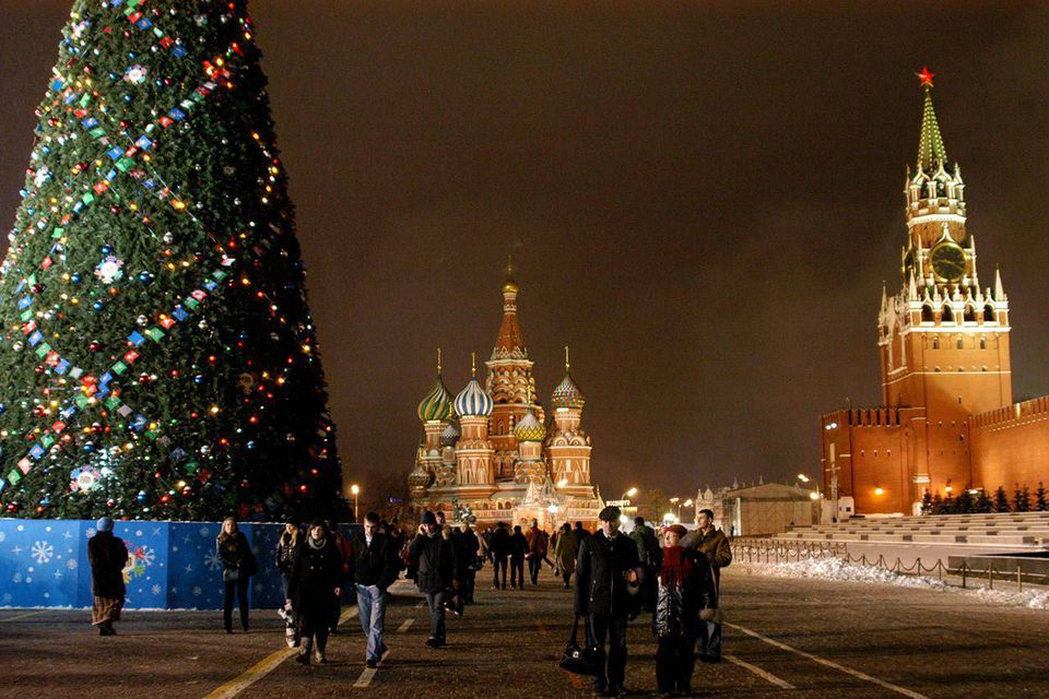 When Is Russian Christmas.Christmas Traditions In Russia