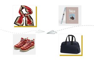 Grid of gifts chosen by editors