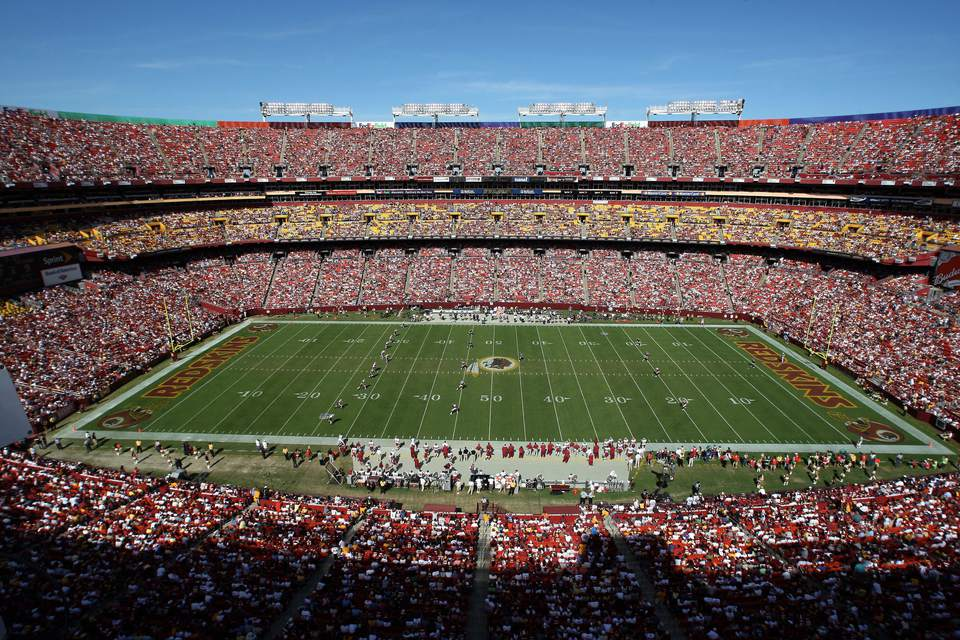 Fedex Field Stadium Redskins Tickets Parking And More