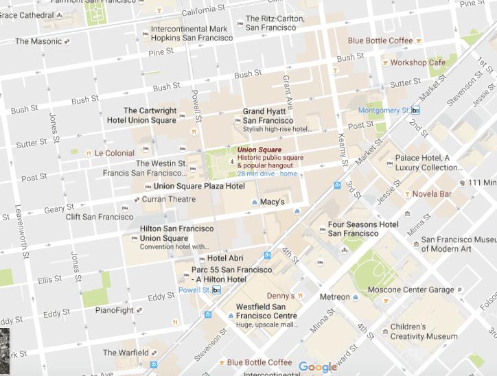 Insider\'s Guide: Union Square