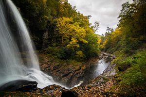 Dry Falls near Highlands