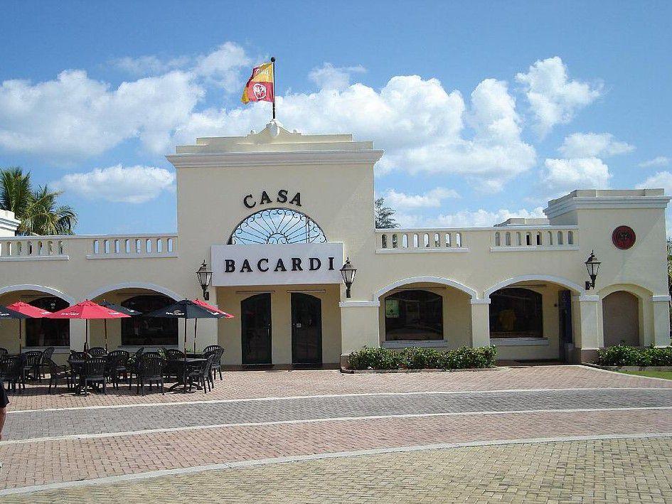 Casa Bacardi Puerto Rico