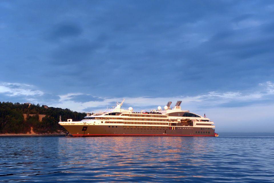 Ponant Cruise' Le Boreal cruise ship