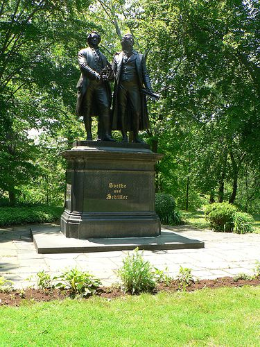 A Look at the Cleveland Cultural Gardens in Cleveland Ohio