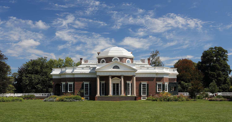 Monticello de Thomas Jefferson