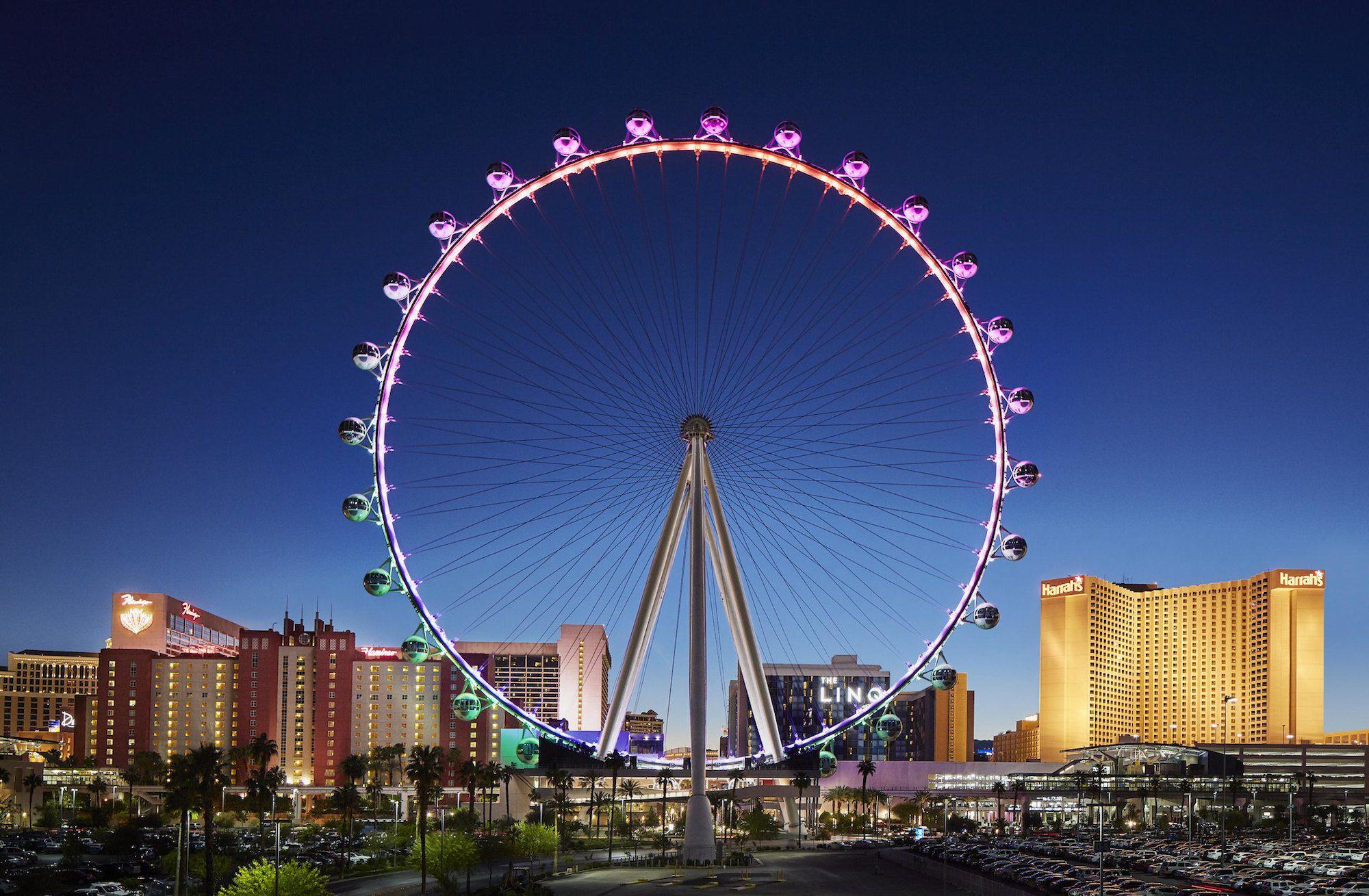 Hi Rollers Las Vegas