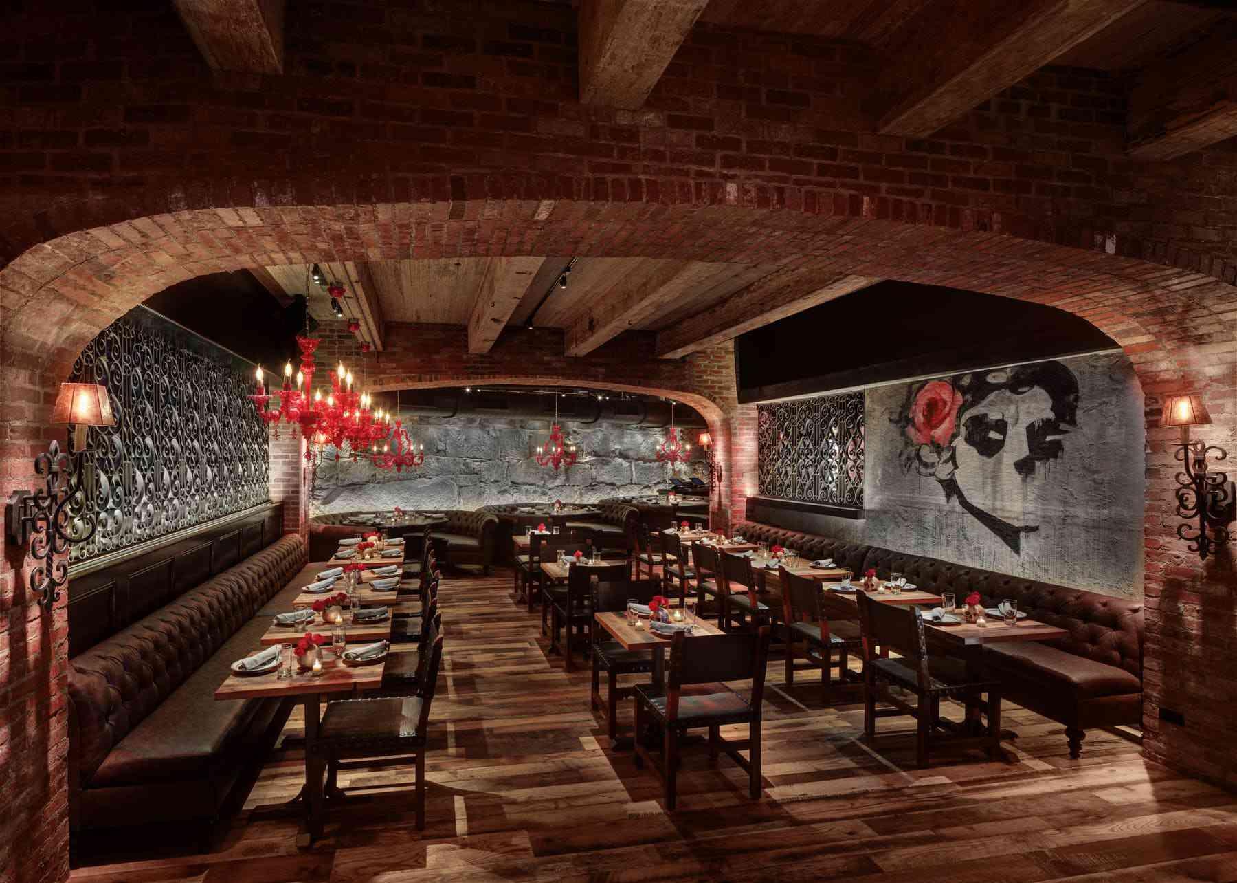 Lolita Cocina & Tequila Bar Interior