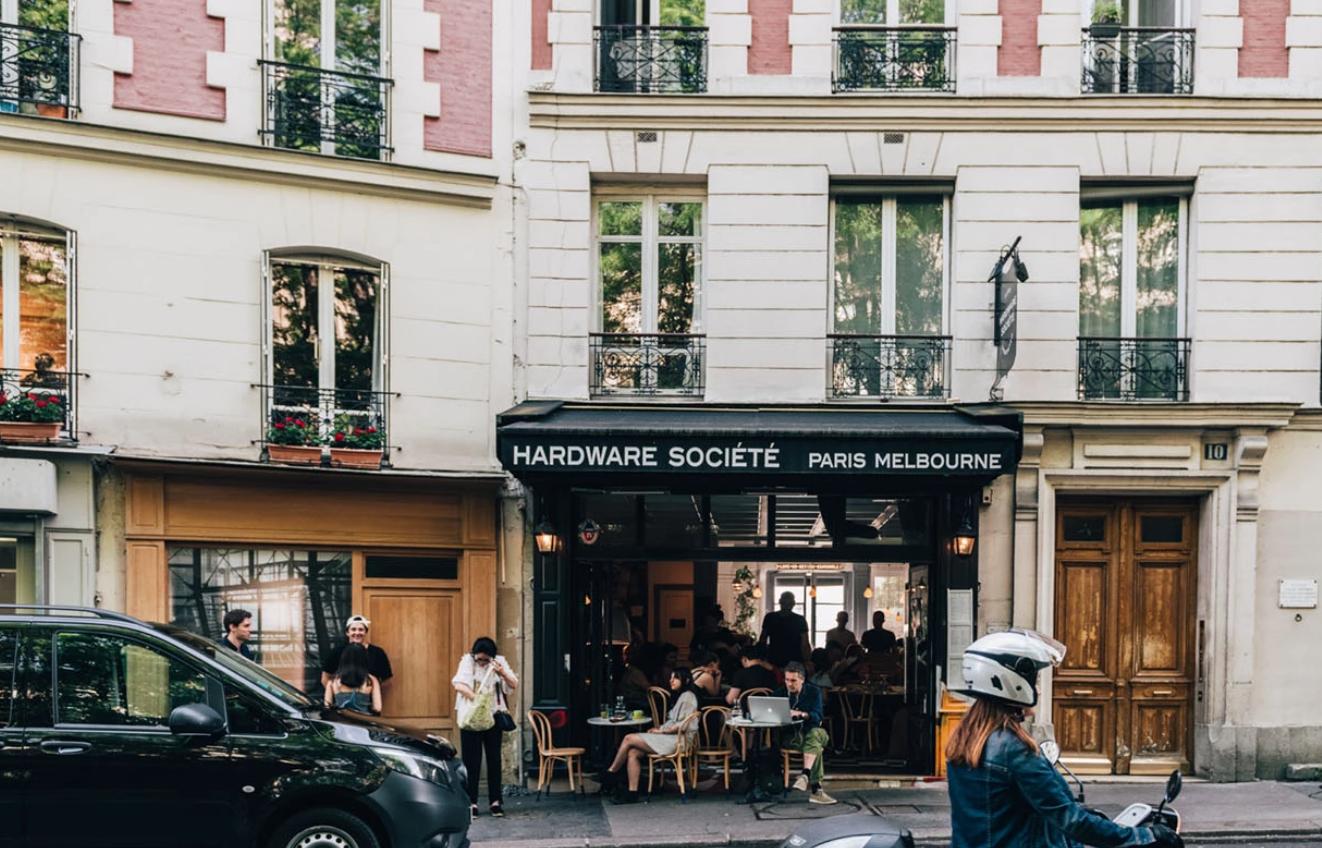 The Hardware Société