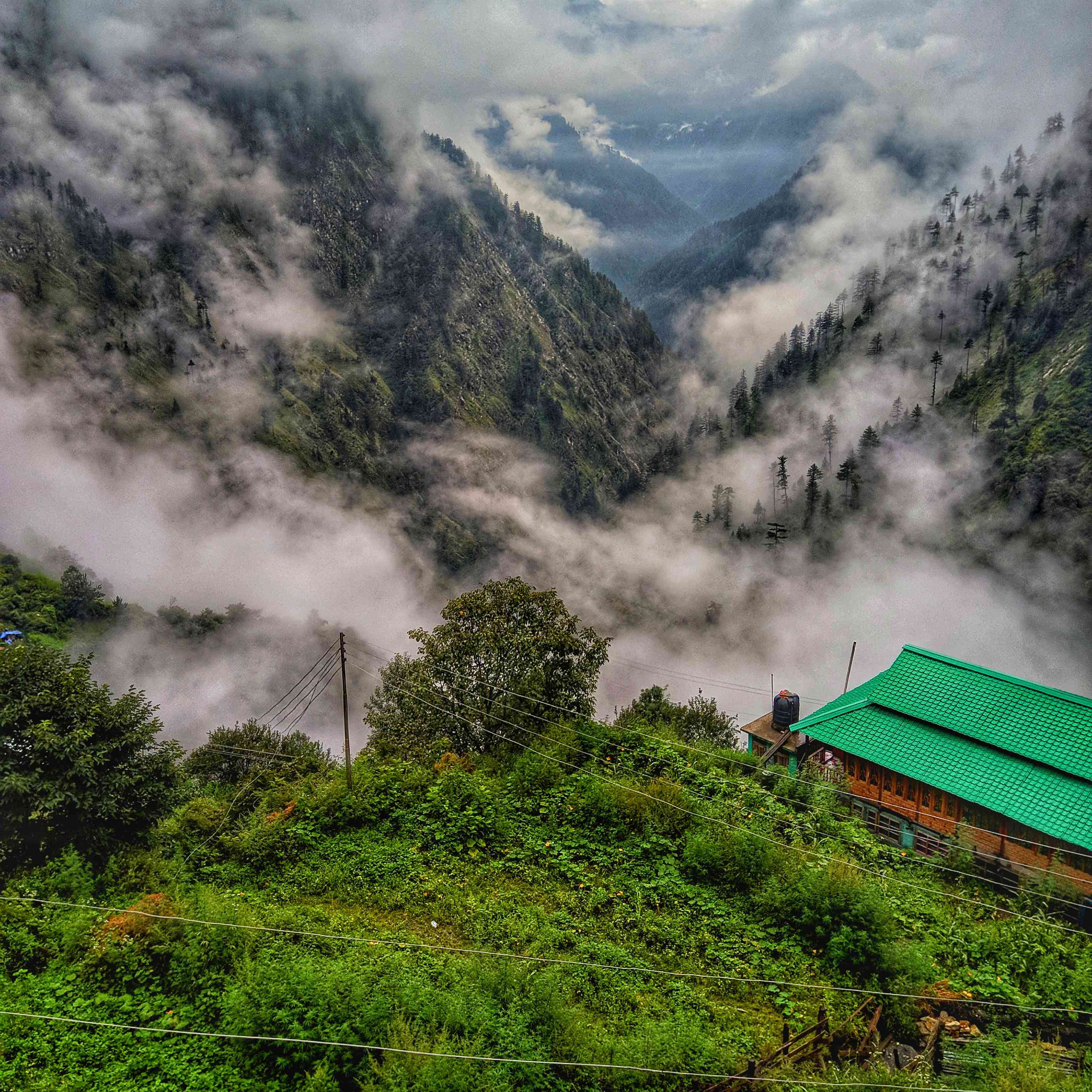 Rasol Trek (HP) India