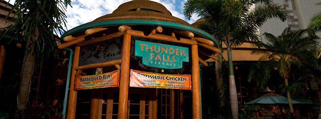 Thunder Falls