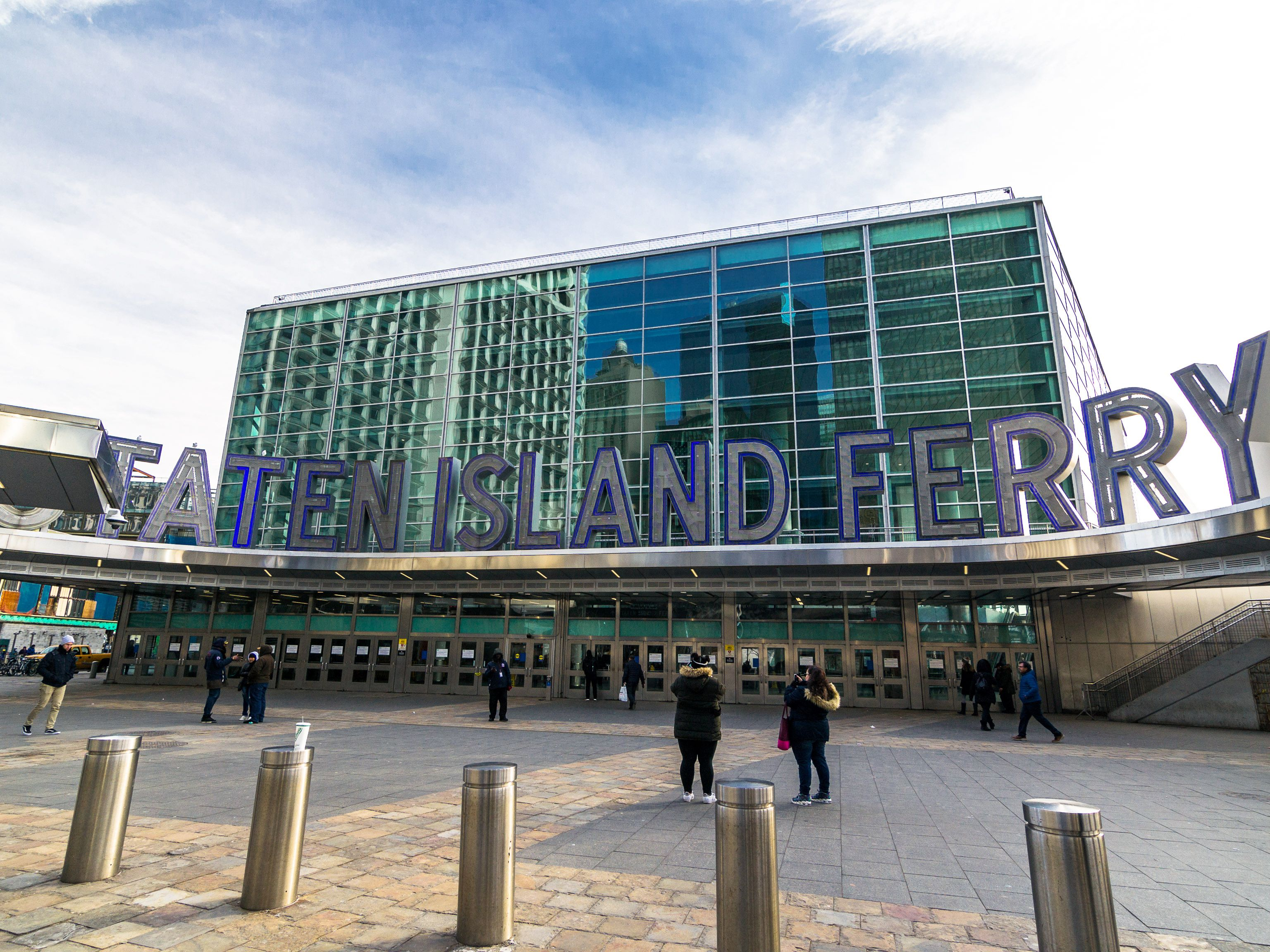 Staten Island Ferry Visitor Guide