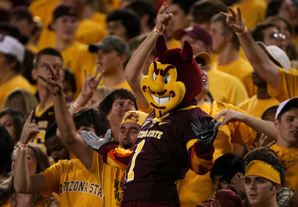 Washington versus Arizona State