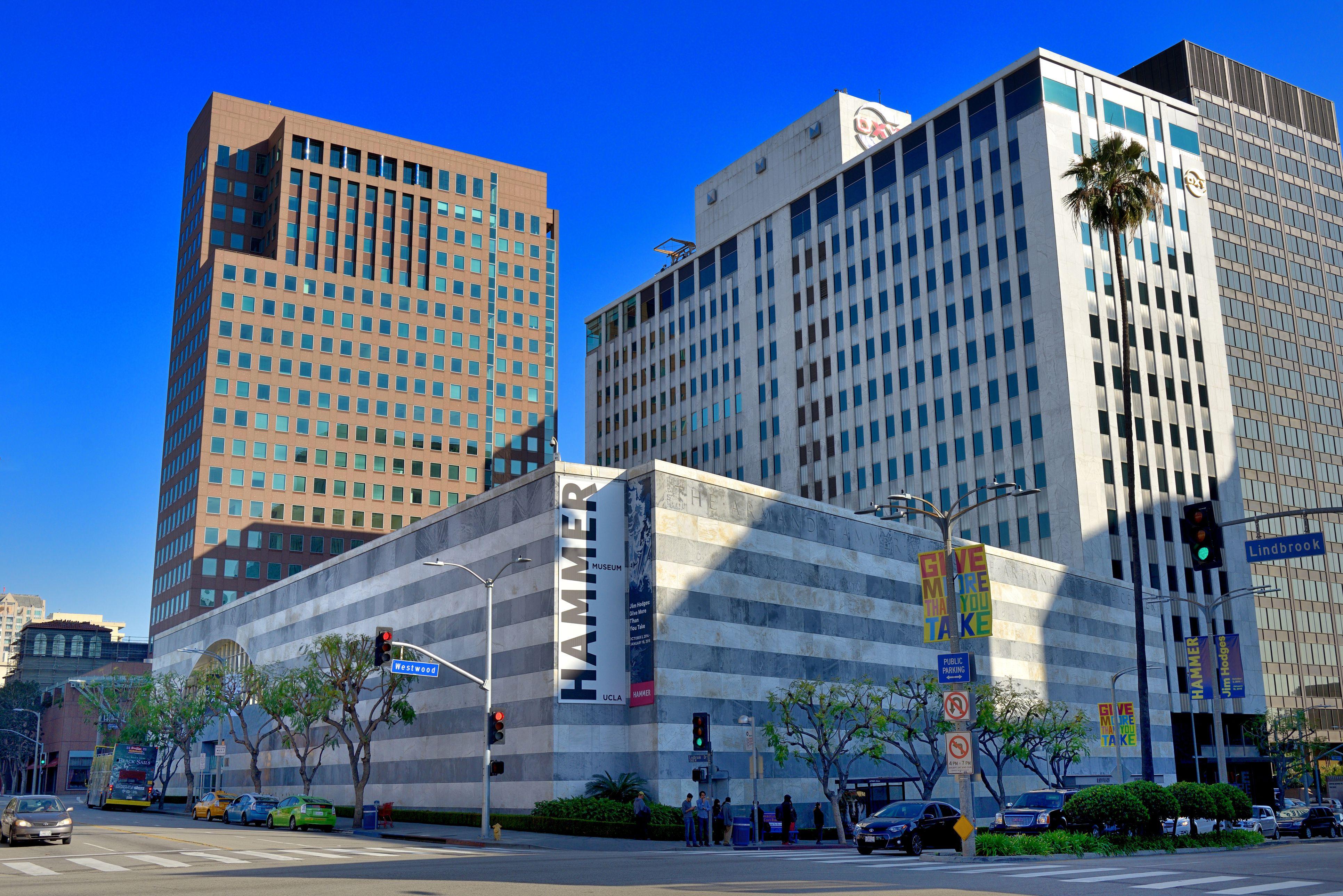 Los Angeles, Westwood, hammer museum
