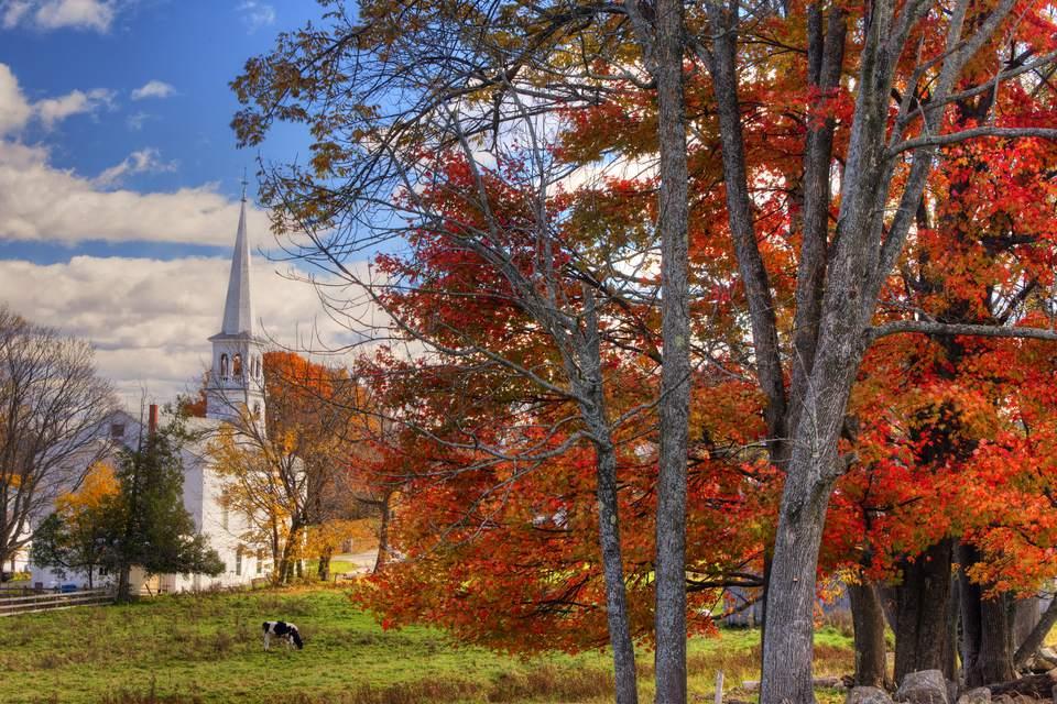 New England Fall Festivals 2018