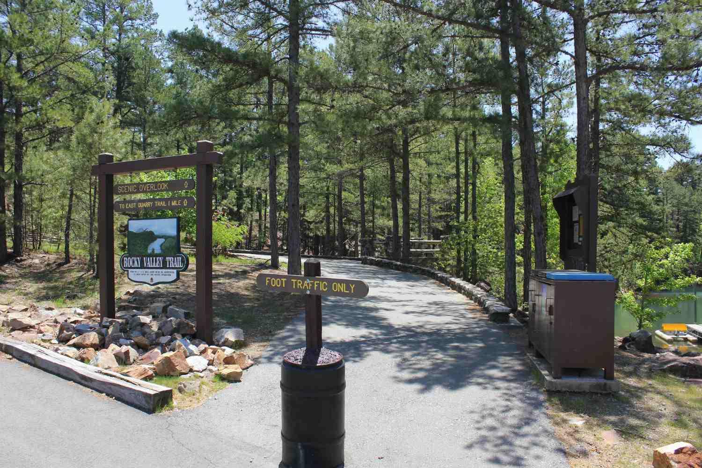 Pinnacle Mountain Park
