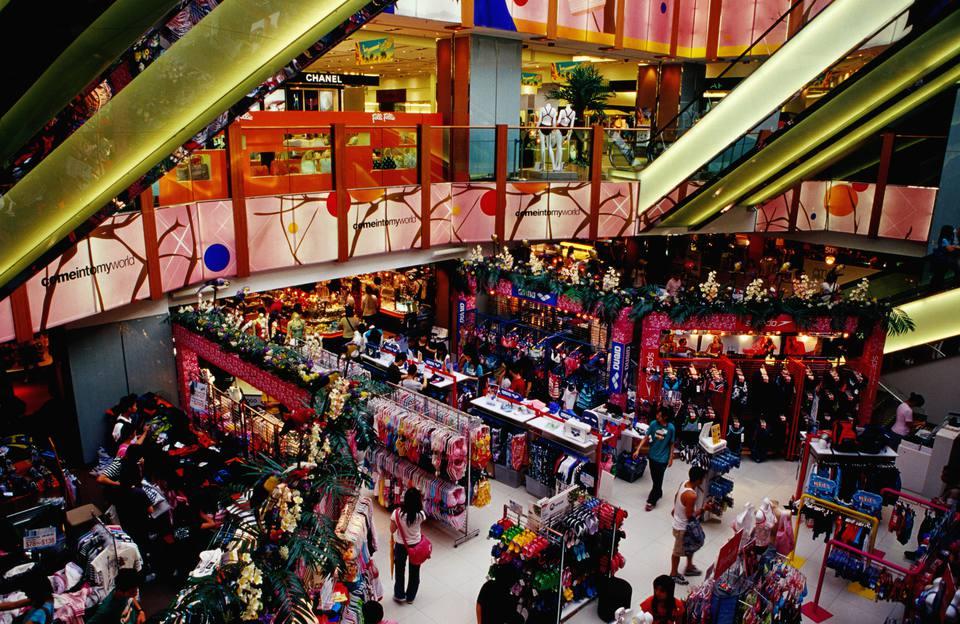 Sogo Department Store.