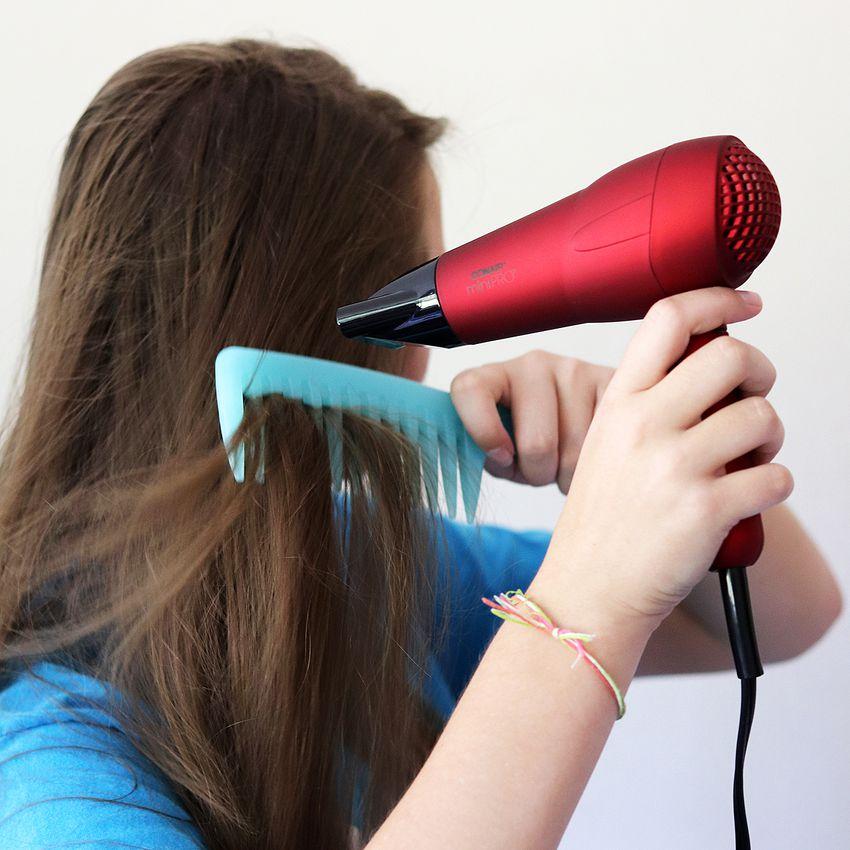 Conair miniPRO Tourmaline Ceramic Hair Dryer