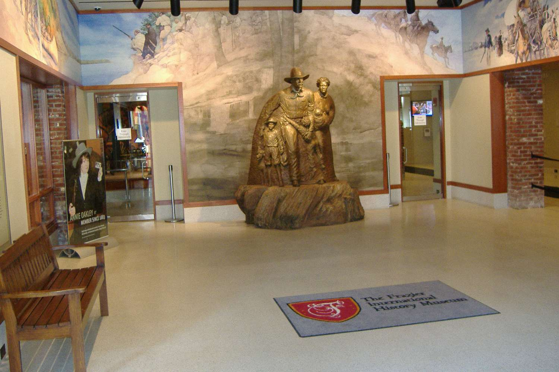 Museo de historia internacional Frazier