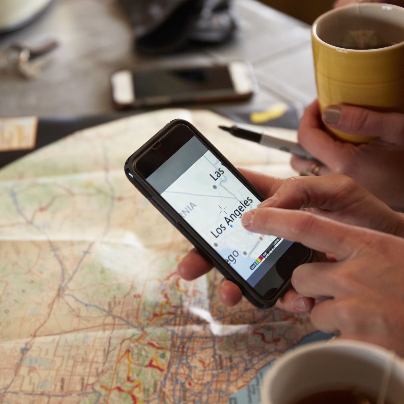 Best Travel Apps for a Great American Road Trip