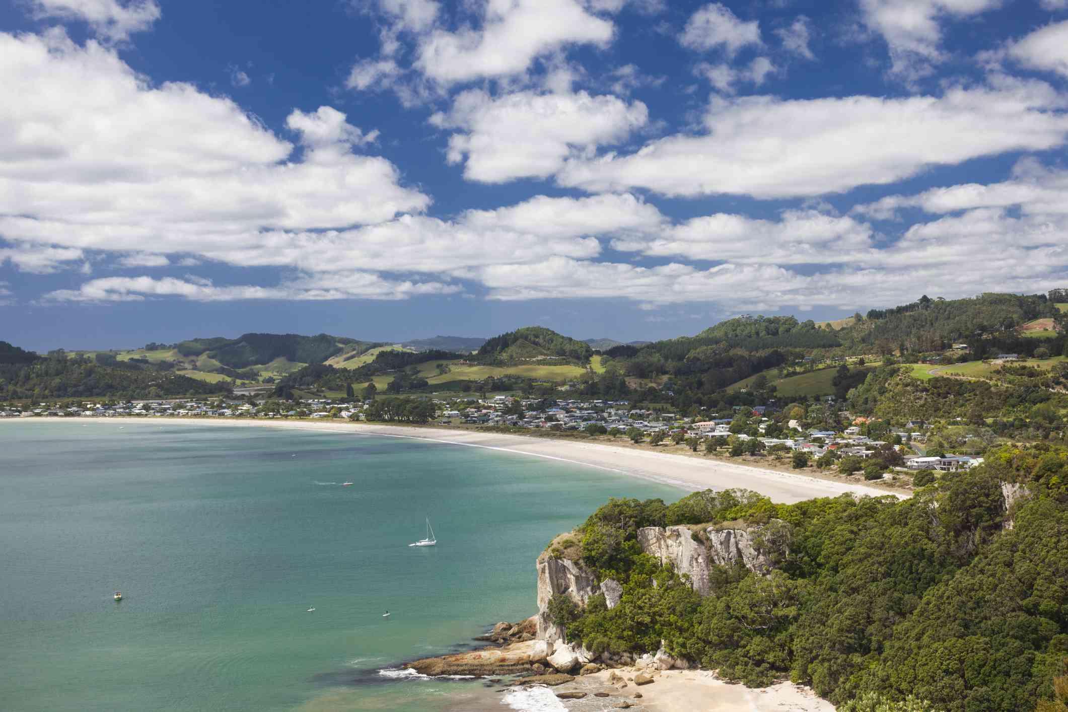 Cooks Beach, New Zealand