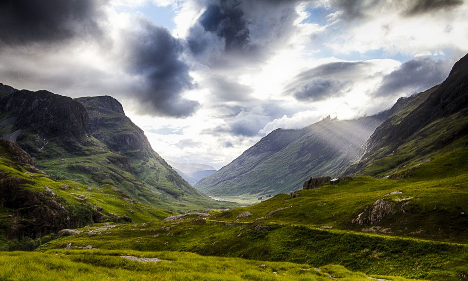 Plan a Visit to Dramatic and Tragic Glencoe