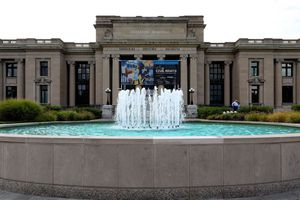 Missouri History Museum in St. Louis, Missouri is Cityscapes And City Views