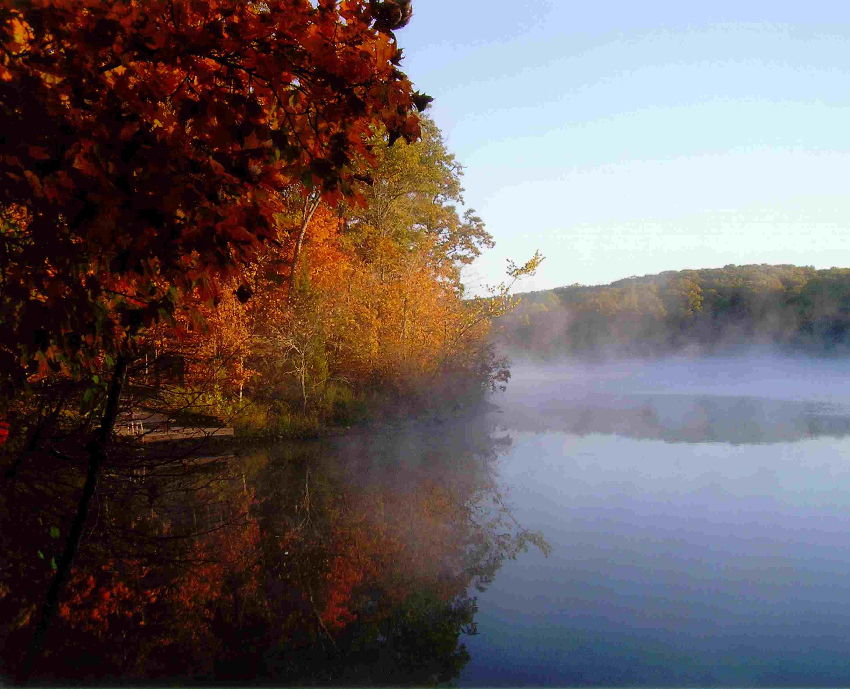 Missouri fall foliage