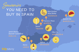 The best souvenirs to buy in Spain