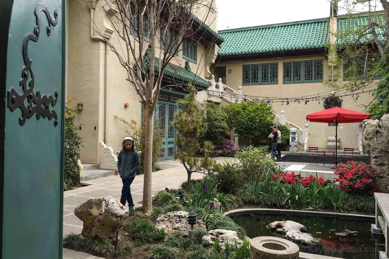 USC Pacific Asia Museum in Pasadena