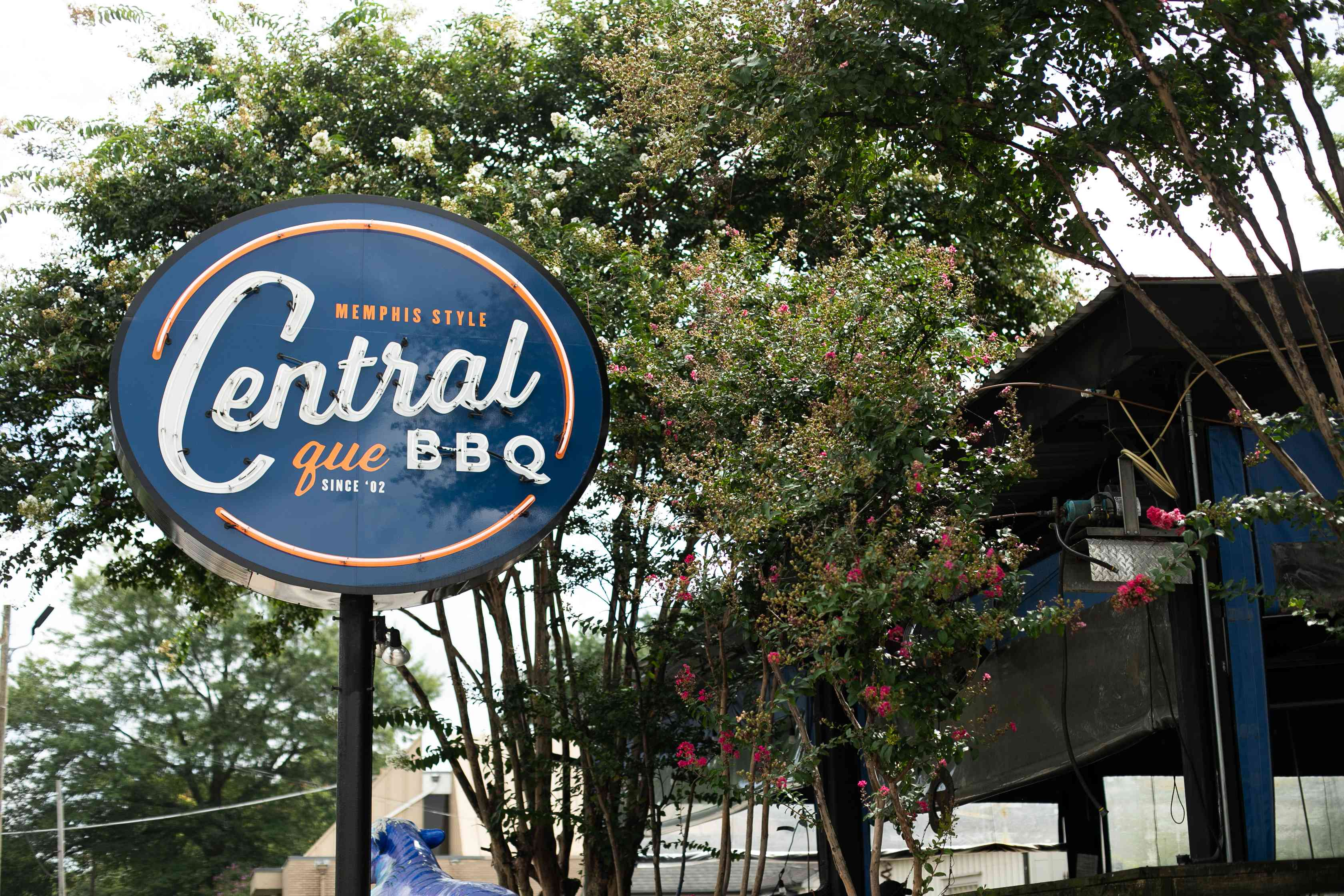 Central BBQ in Memphis