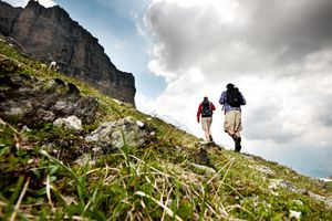 The Eiger Trail