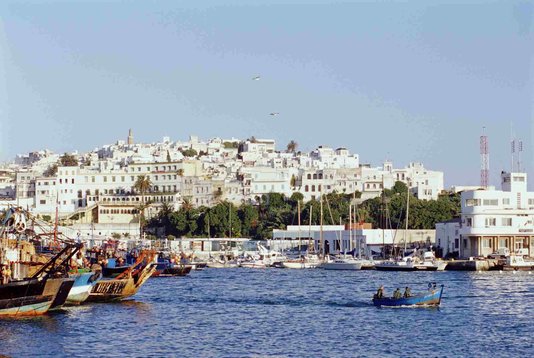 Tangier Port, Tangier