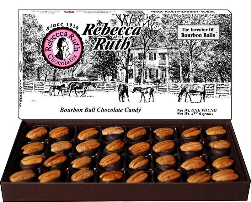 Rebecca Ruth bourbon balls