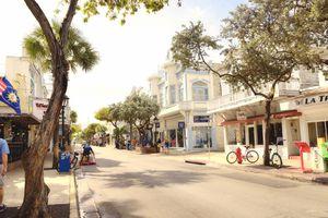 Duval Street, Key West, Florida, USA