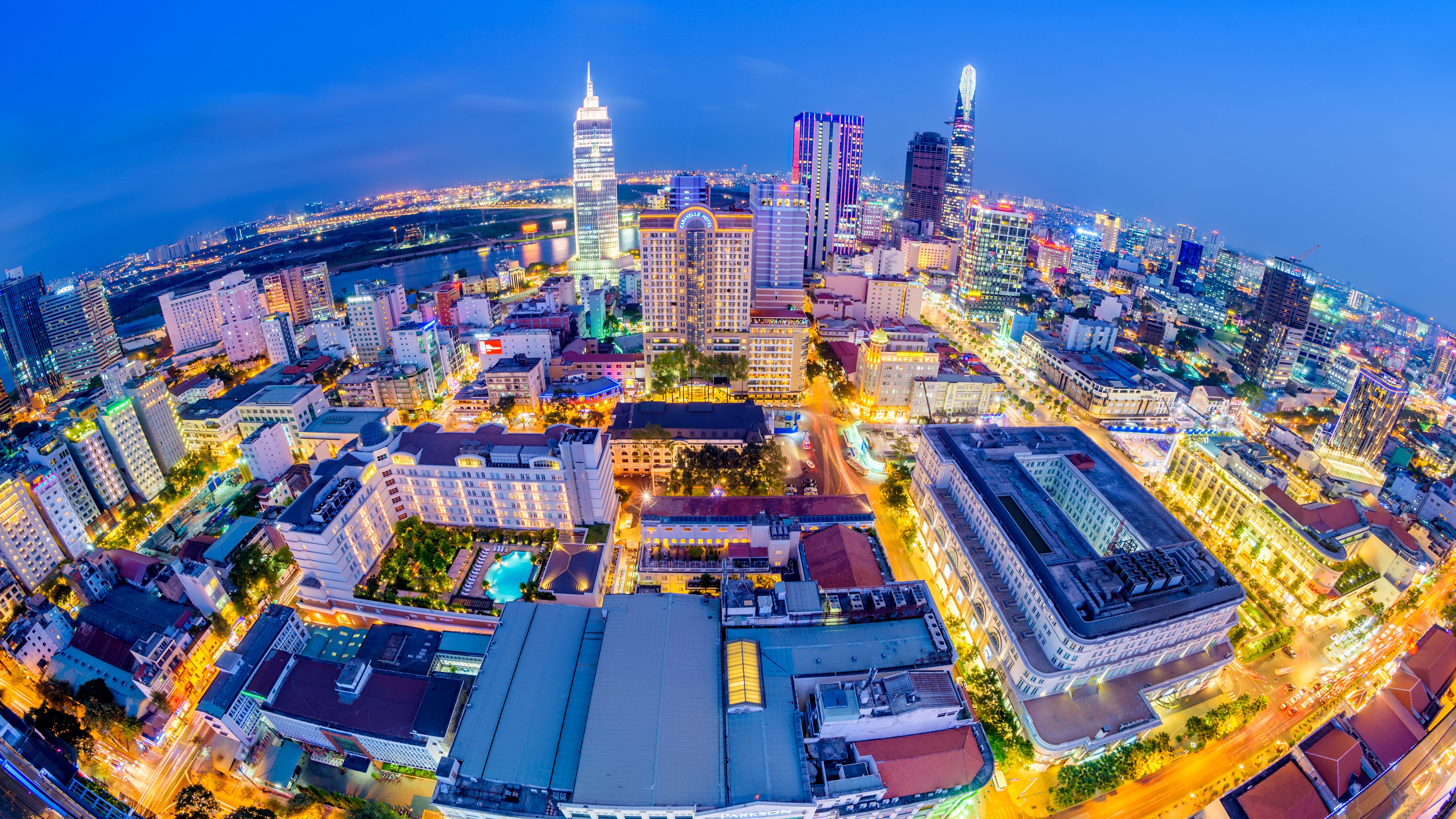 Where To Fly Into Vietnam Hanoi Or Saigon Hcmc