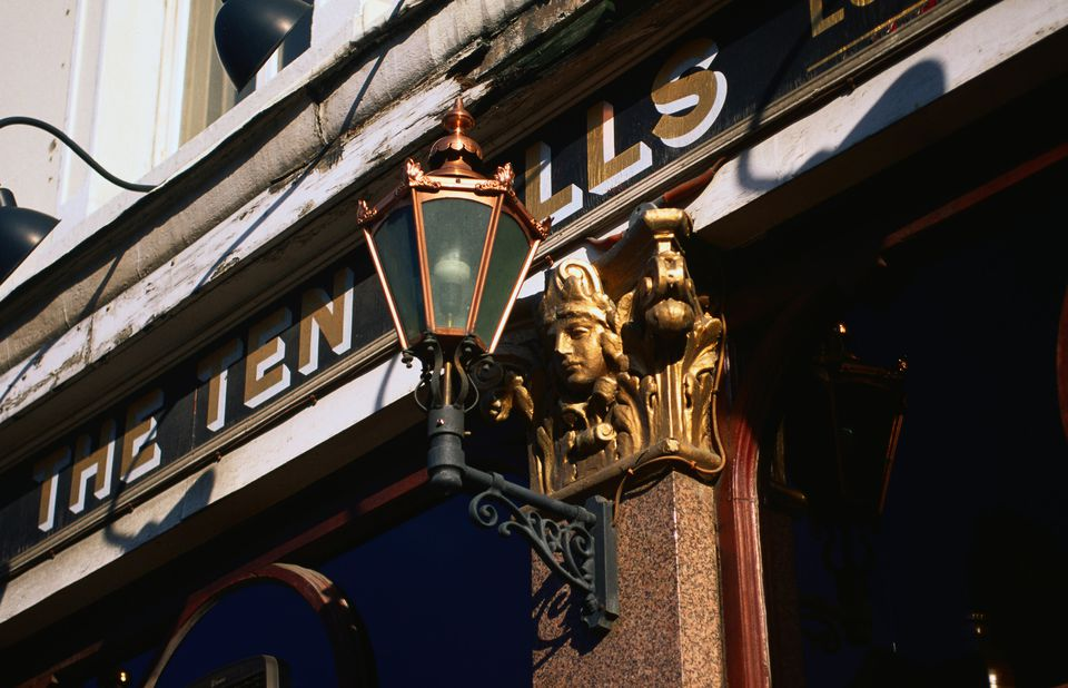 Ten Bells, the pub where Jack the Ripper drank - London